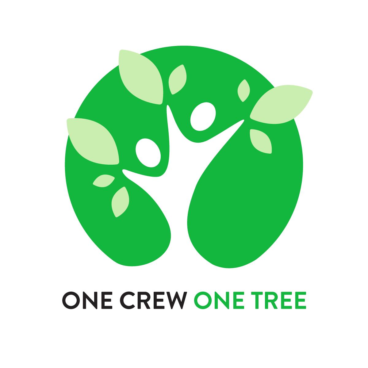 Logo One Crew | One Tree